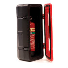Extinguisher Cabinet Single Plastic Product Code: 03010103
