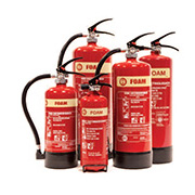 Fire Extinguisher Service and Installation