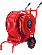 Hose Reel Twin Trolley