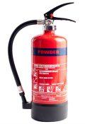 Powder Extinguisher MP-4