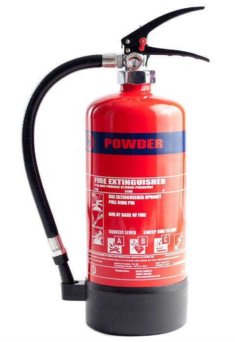 Fire Powder Can : Powder extinguishers apex fire