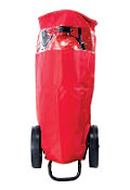 Wheeled Extinguisher Cover