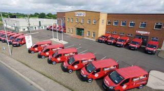 Apex Fire Fleet Opel Cavan
