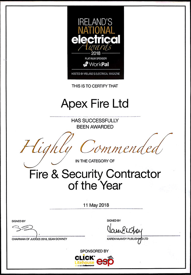 Fire Suppression Systems | Fire Safety with APEX Fire